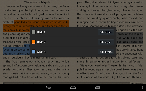 EBook Reader & EPUB Reader screenshot 3