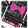 Free Bow Knot Keyboard Theme APK for Windows 8