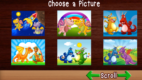 Dragon Games For Free - Kids - screenshot