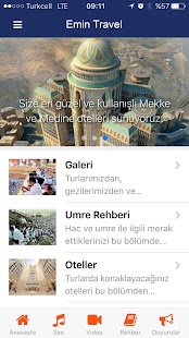 Emin Travel - screenshot