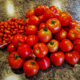 Nice Harvest  by Mike Hotovy - Food & Drink Fruits & Vegetables