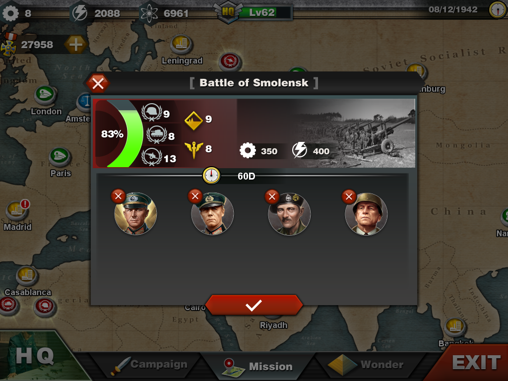 World Conqueror 3 Screenshot 6