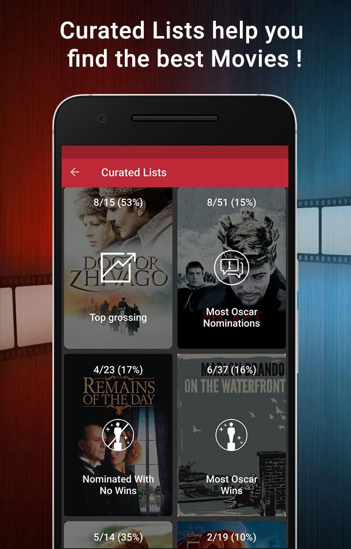 CineTrak: Your Movie and TV Show Diary Screenshot 6