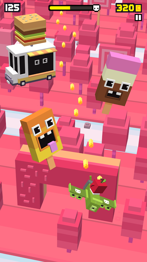 Shooty Skies - Arcade Flyer Screenshot 2