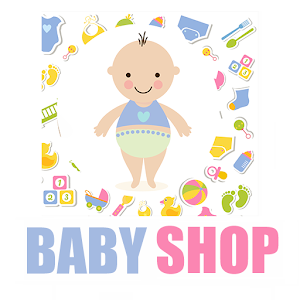 a baby shop gallery template android apps on google play. Black Bedroom Furniture Sets. Home Design Ideas