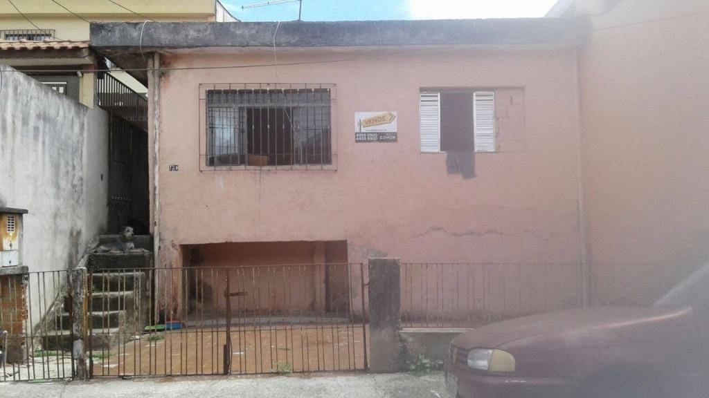 Terreno residencial à venda de 210m² em  Santo André.
