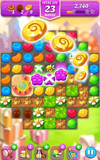 Lollipop & Marshmallow Match3 screenshot 5