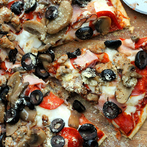 Easy Traditional Pizza