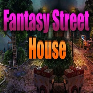 Fantasy Street House Escape