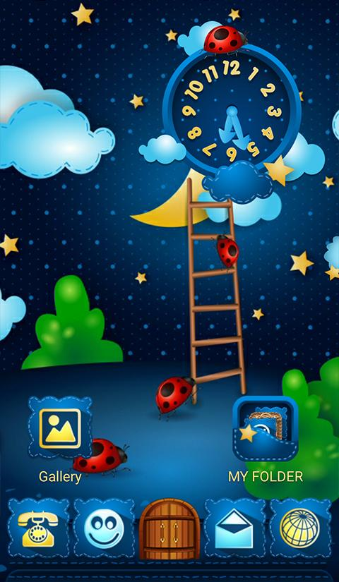 TSF NEXT MAGIC LULLABY THEME Screenshot 2