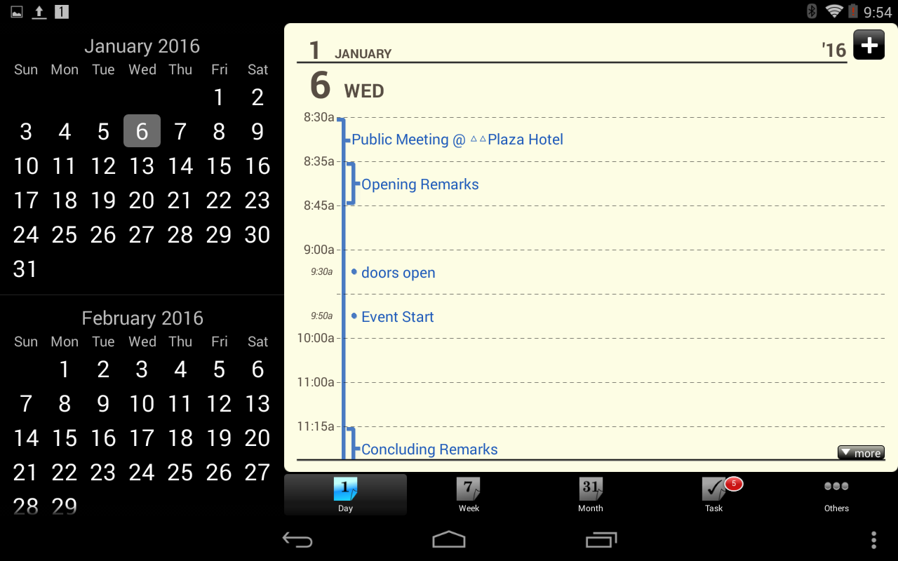 Refills(Planner App) Screenshot 13