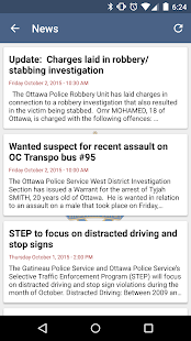 Ottawa Police - screenshot