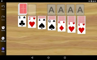 Screenshot of 150+ Card Games Solitaire Pack