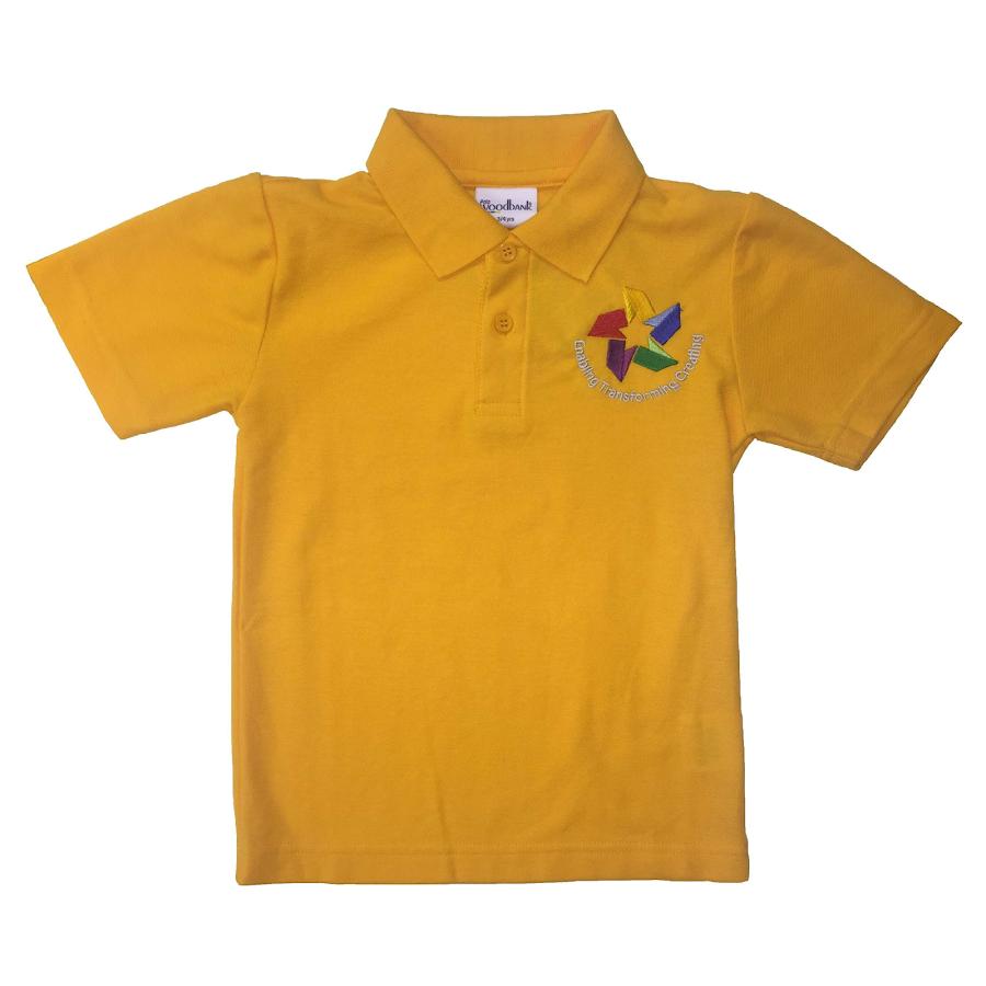 Hillcrest Academy Amber Polo Shirt