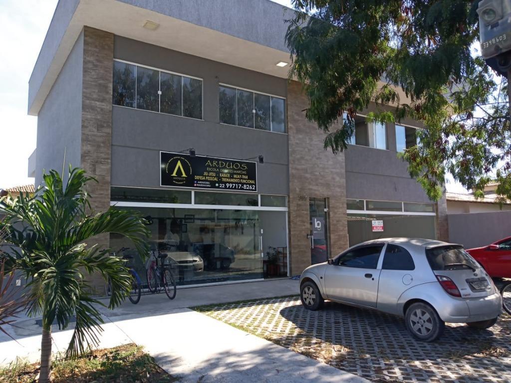 Loja em Jardim Mariléa  -  Rio das Ostras - RJ