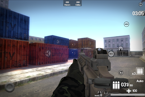 Game Coalition - Multiplayer FPS APK for Windows Phone