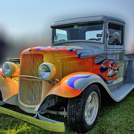 Ford by Ray Ebersole - Transportation Automobiles