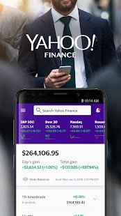 Yahoo Finance: Real-Time Stocks & Investing News for pc