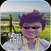 Free Download Thug life photo maker : No Ads APK for Samsung