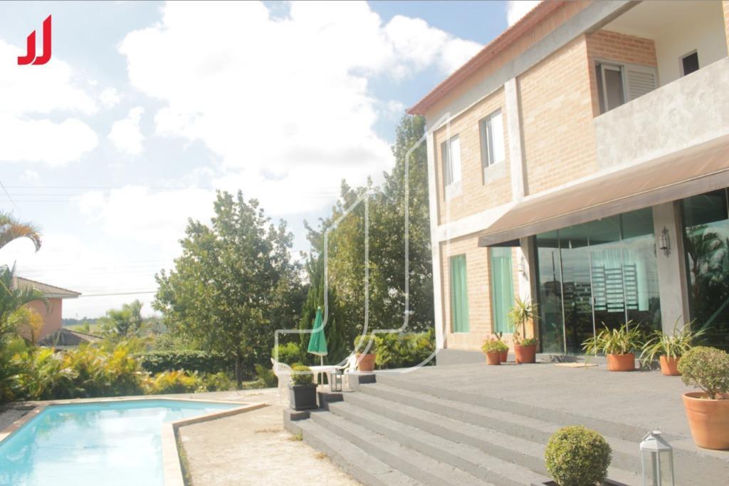 Casa com 3 dormitórios à venda, 255 m² por R$ 1.050.000 - Condomínio Saint Charbel - Araçoiaba da Serra/SP