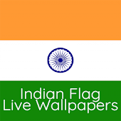 India Flag Live Wallpapers APK for Bluestacks