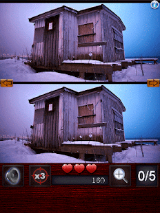 Game Spot the Differences: Houses APK for Kindle