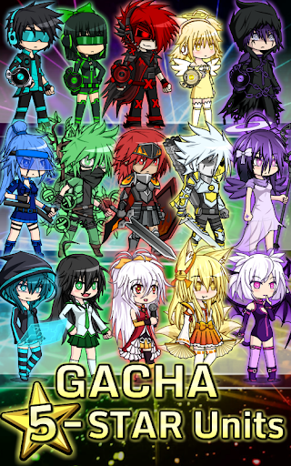 Gacha World - screenshot