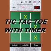Tic Tac Toe With Timer