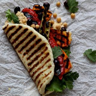 Halloumi Bread Recipes