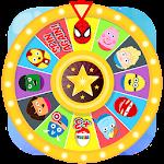 Wheel Of Surprise Eggs Icon