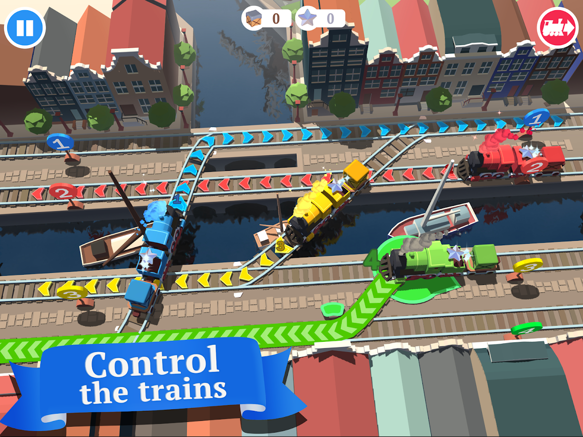 Train Conductor World Screenshot 5