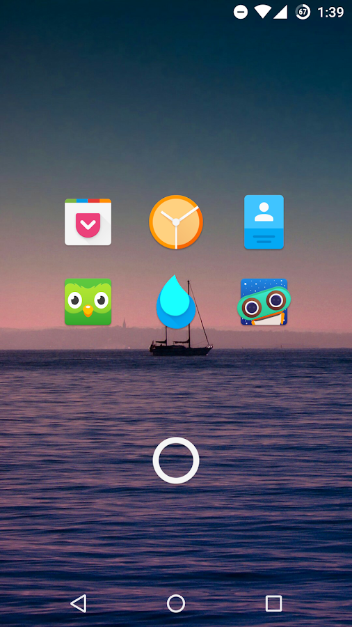Polycon - Icon Pack Screenshot 3