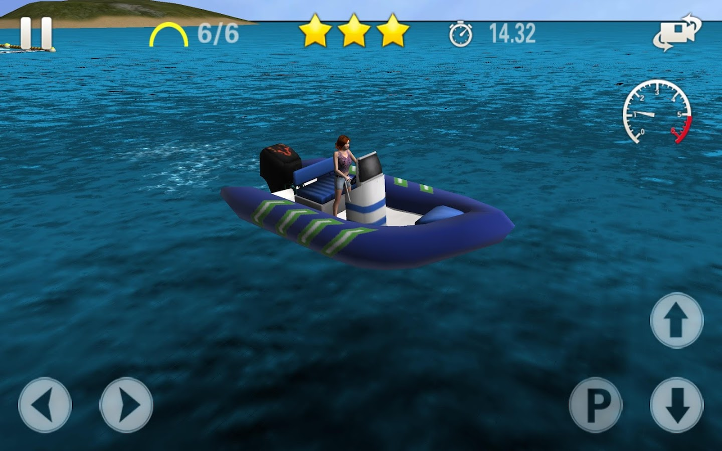 Modern Hovercraft Racing 2015 Screenshot 4