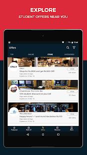 App Student Internships & Offers APK for Kindle