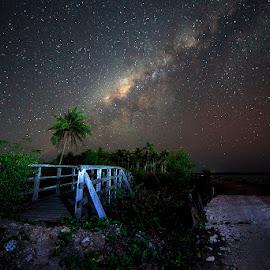 Milkyway at Selayar Island by Iccang Ninol - Landscapes Starscapes ( milkyway, selayar, nightscape )