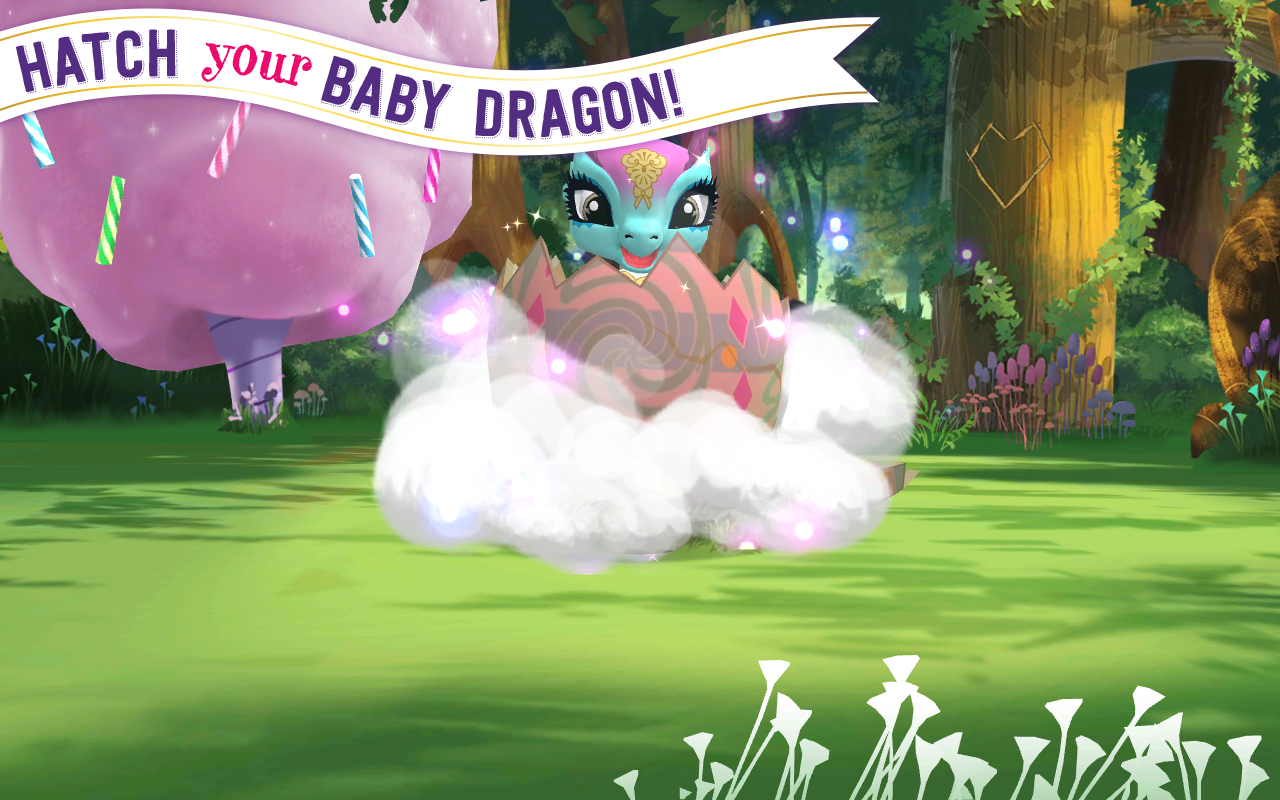 Ever After High™: Baby Dragons Screenshot 16