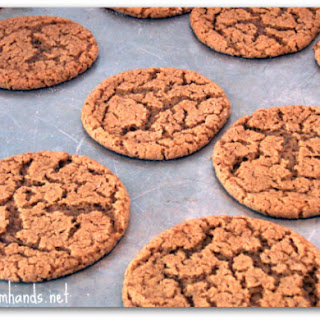Ginger Jam Cookies Recipes