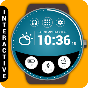 Cover art EveryDay Premium Watch Face