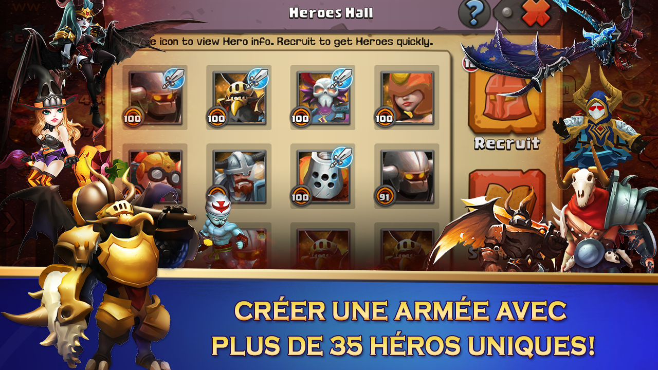 Clash of Lords 2: Clash Divin Screenshot 4