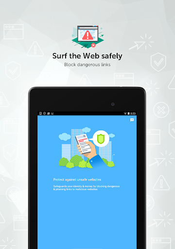 Kaspersky Mobile Antivirus: AppLock & Web Security screenshot 14