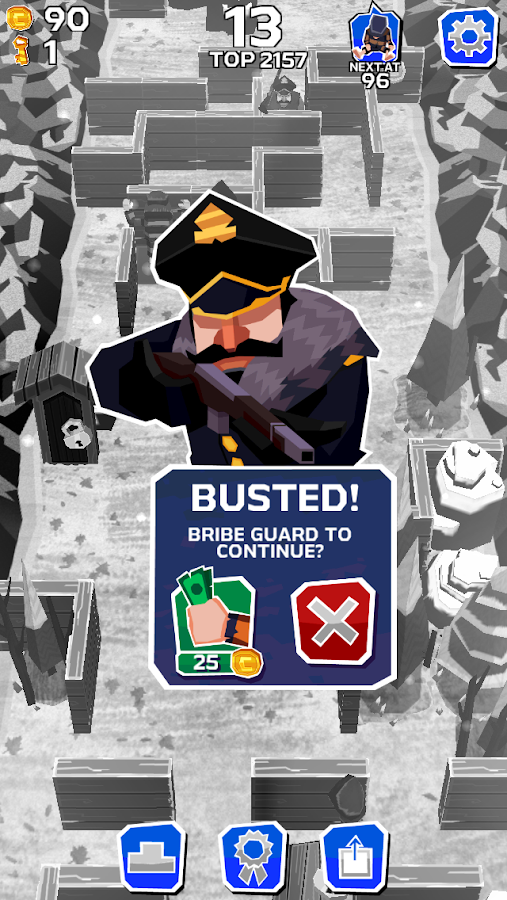 Winter Fugitives Screenshot 6