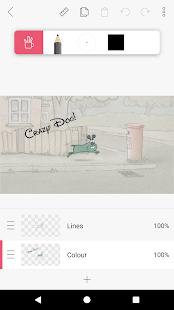 App FlipaClip - Cartoon animation APK for Windows Phone