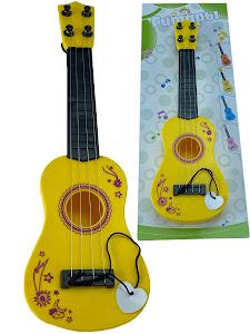 """Игровой набор серии """"Город игр"""" гитара желтая, арт. GI-7868"""