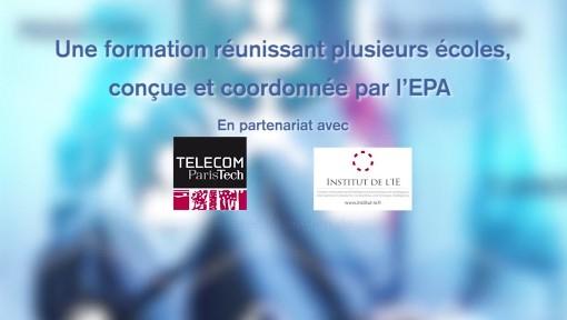 Partenaires EMBA Data Scientist des Métiers de l'Assurance