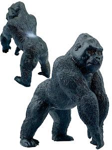 "Игрушка-фигурка серии ""Город Игр"", самец гориллы L2"