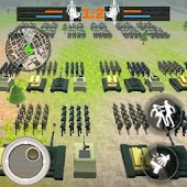 Game WORLD WAR 3: MILITIA BATTLES RTS Strategy Game APK for Windows Phone