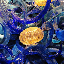 Urchin - Dale Chihuly by Ada Irizarry-Montalvo - Artistic Objects Glass (  )