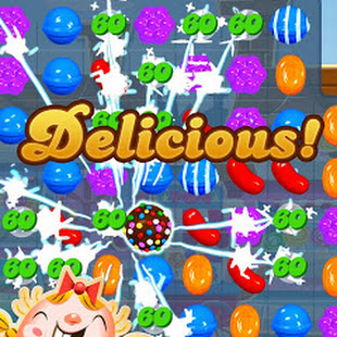 الان تحميل لعبة Candy Crush Saga V 1.91.2.1 مهكرة للاندرويد [اخر اصدار] (تحديث) حصريا على النور HD للمعلوميات