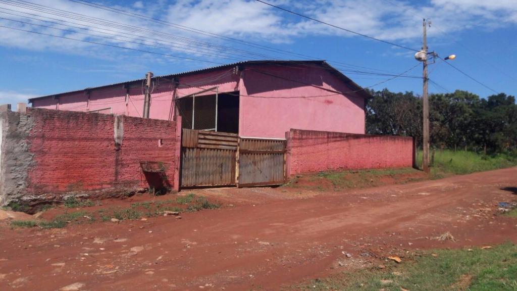 Área comercial à venda, Chácaras Bouganville, Uberaba.