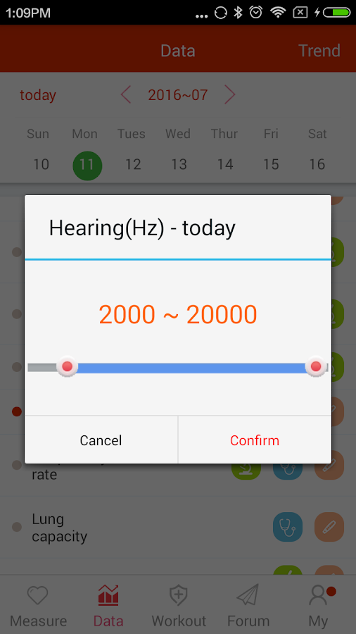 iCare Hearing Test Pro Screenshot 4